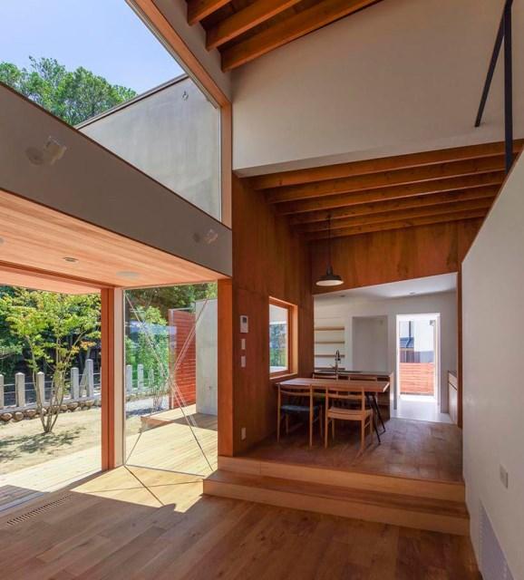 Modern minimal House Shades of gray (10)
