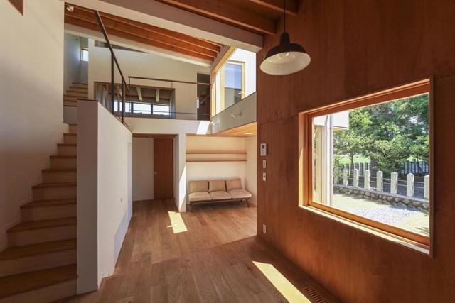 Modern minimal House Shades of gray (4)