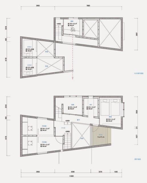 Modern minimal House Shades of gray (5)