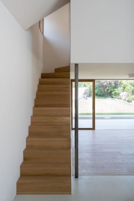 Two-storey house minimalist style (4)