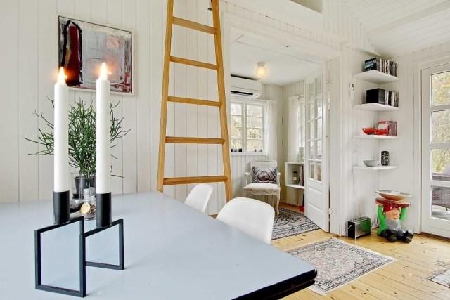 black-white cottage House 1 bedroom (11)