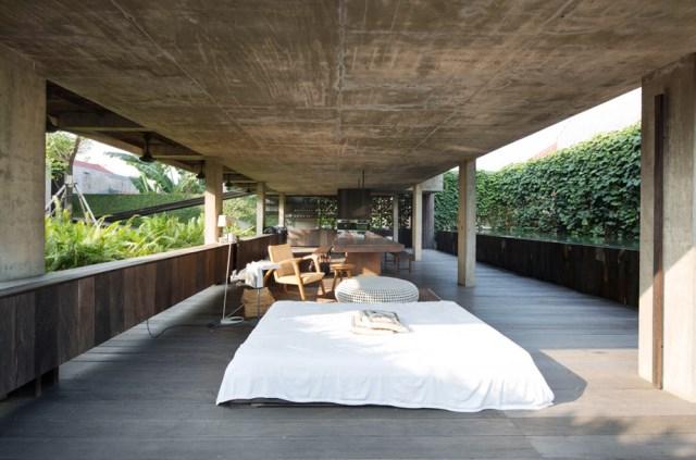 cement house Modern villa style (3)
