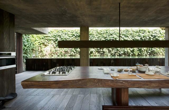 cement house Modern villa style (4)