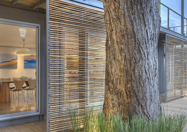 container Modern Home Modern materials and shapes (9)