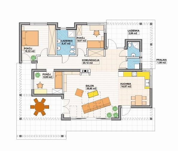 contemporary House 3 bedroom 2 bathroom (7)