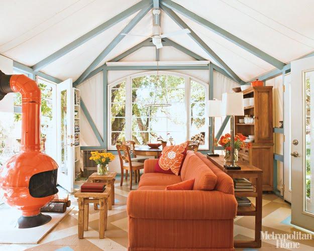 cottage House With veranda Riverside (6)