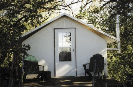 cottage House With veranda Riverside (9)