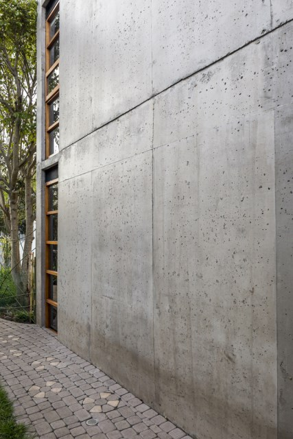 cube cement house modern style (1)