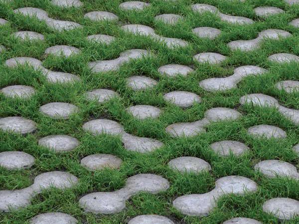grass paver for courtyard (17)