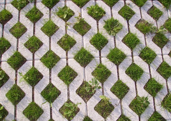 grass paver for courtyard (21)
