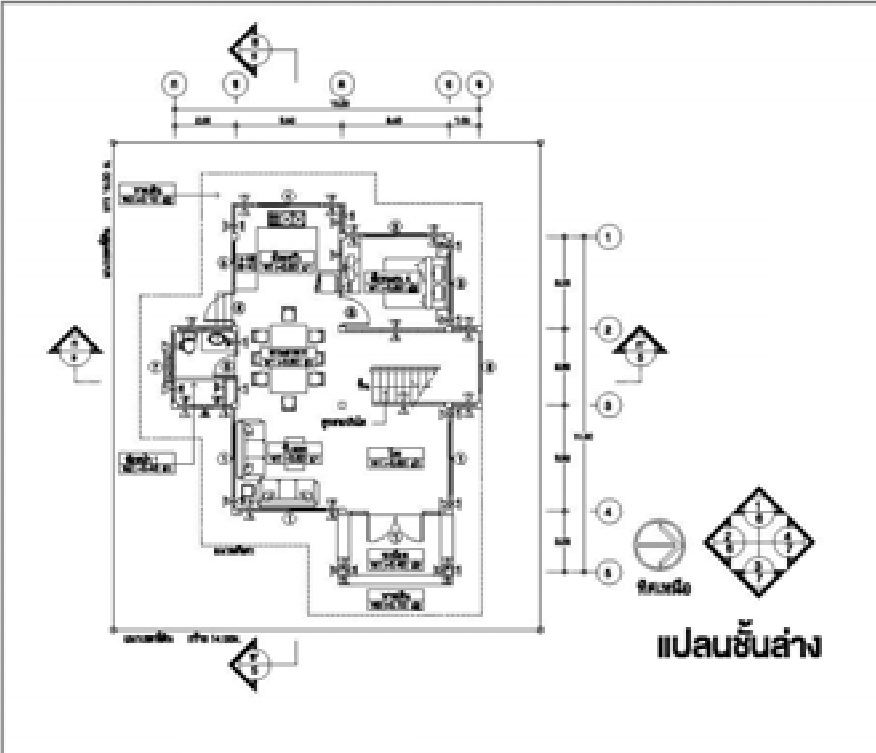 grey white contemporary 2 storey house (2)