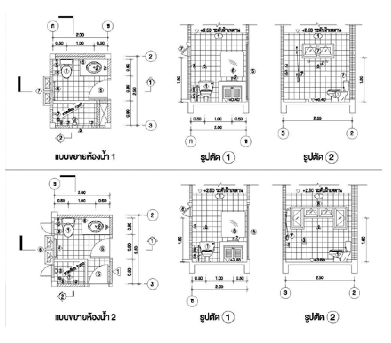 grey white contemporary 2 storey house (6)