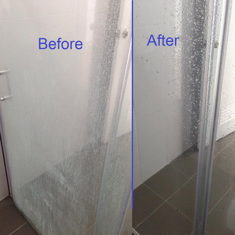 how to clean bathroom partition (5)