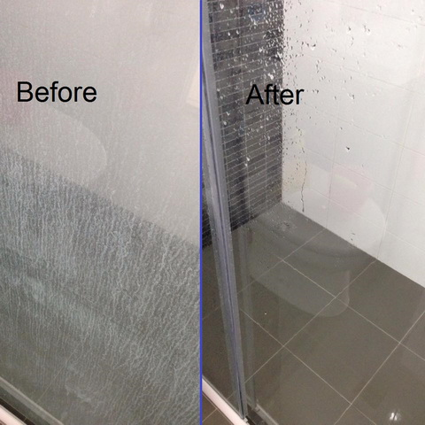 how to clean bathroom partition (6)
