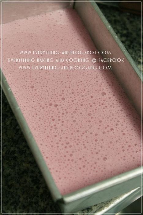 roselle ice cream homemade recipe (6)