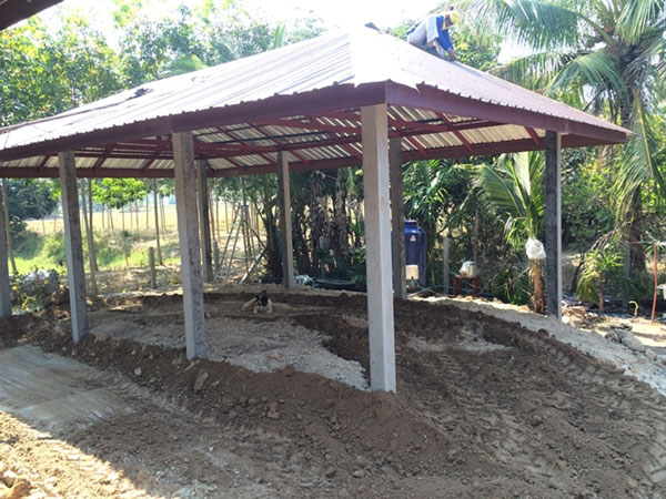 thai outdoor concrete kitchen renovation (5)
