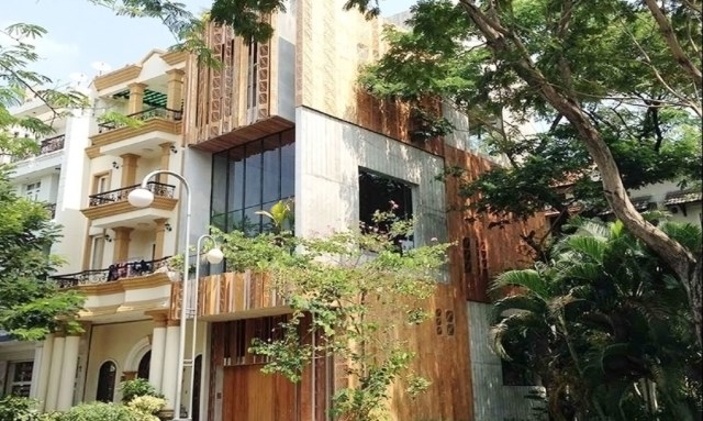 townhouse Tropical lofts style (17)