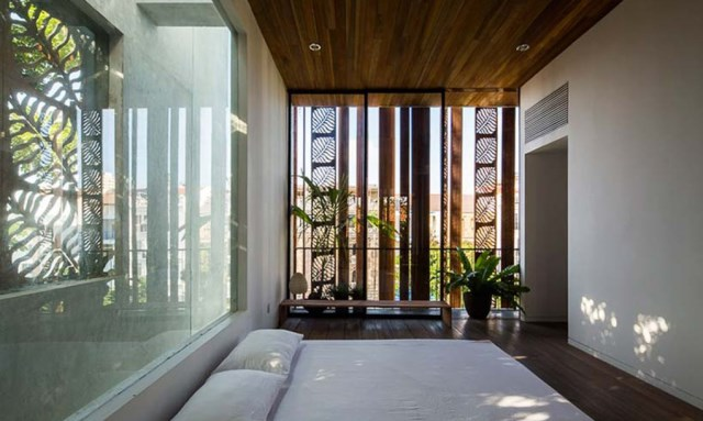townhouse Tropical lofts style (2)