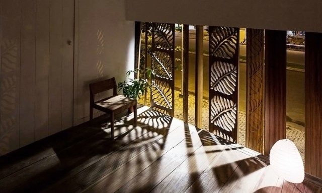 townhouse Tropical lofts style (8)