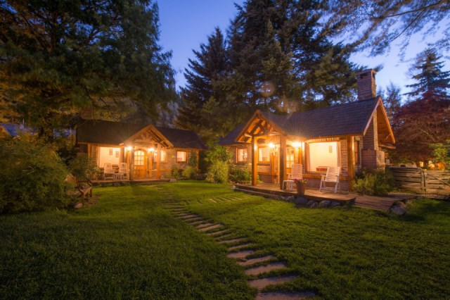 two house cottage style on the forest side (2)