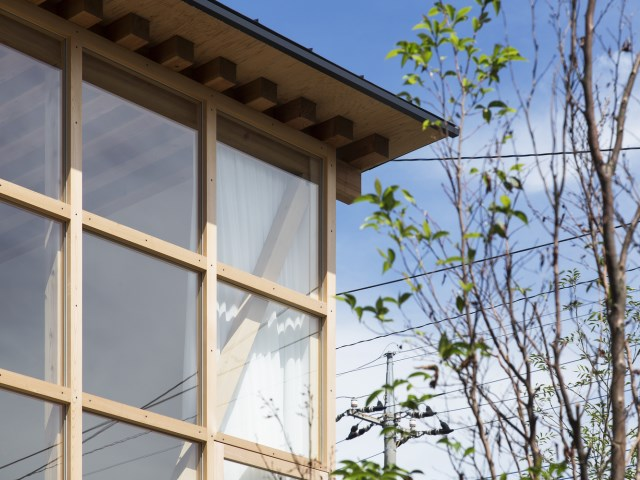 two-storey small  house Contemporary Design (3)