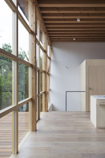 two-storey small  house Contemporary Design (9)