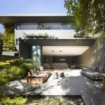 บ้านตากอากาศหลังใหญ่ ออกแบบท่ามกลางธรรมชาติสุดร่มรื่น เต็มอิ่มกับการพักผ่อนแบบบ้านวิลล่า