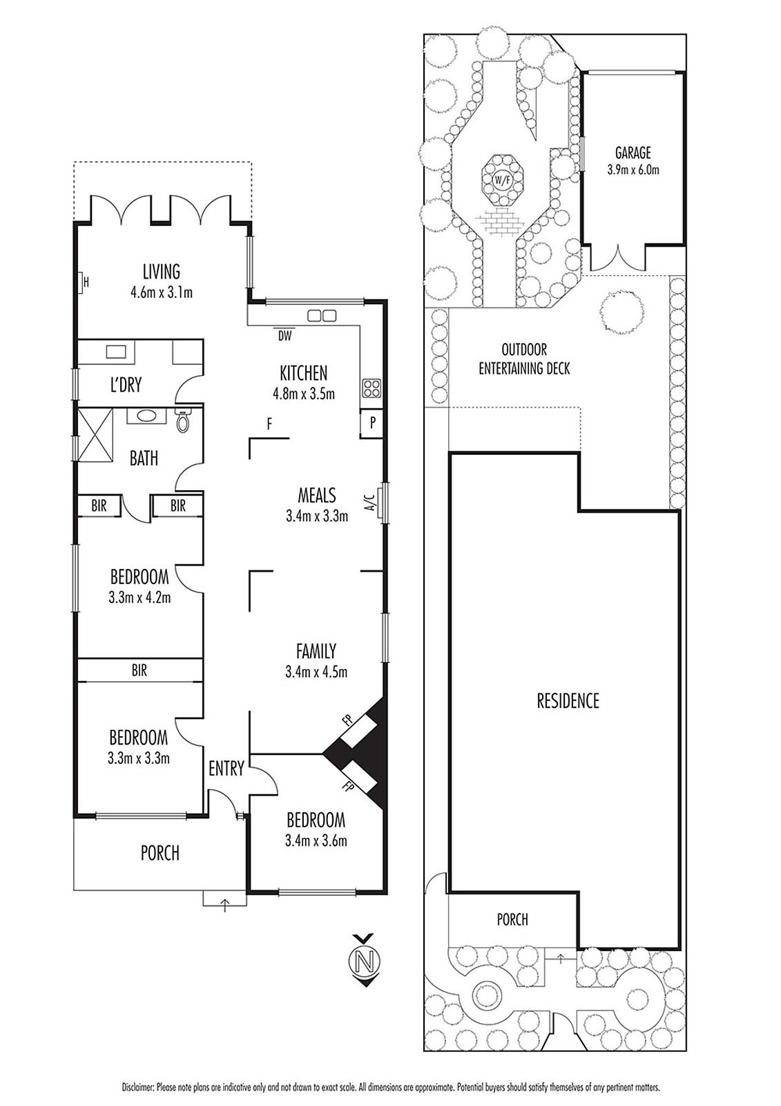 white classic house (17)