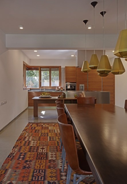 wooden Modern house mood of relaxation resort (12)