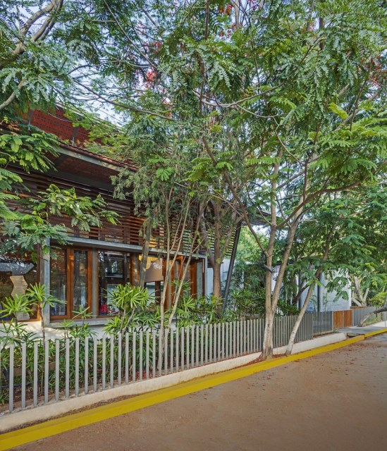 wooden Modern house mood of relaxation resort (2)