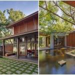 บ้านไม้สไตล์โมเดิร์น ให้อารมณ์การพักผ่อนแบบรีสอร์ท ความสุขสองชั้นของตัวบ้านและบรรยากาศโดยรอบ