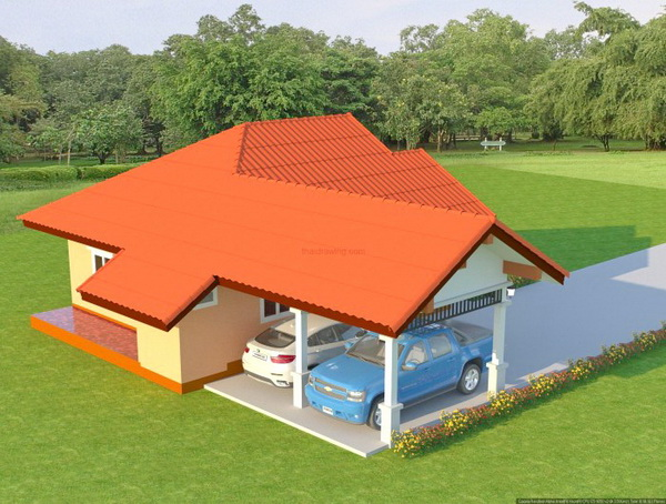 1 floor contemporary house in 650k (4)