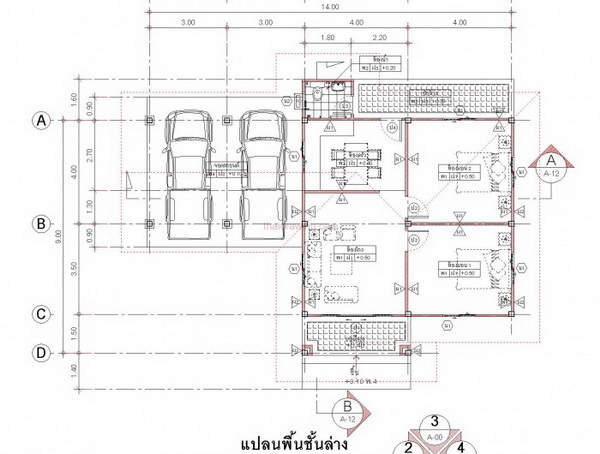 1 floor contemporary house in 650k (8)