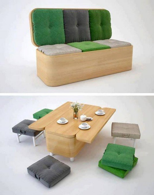 10 space saving dinning table ideas (1)