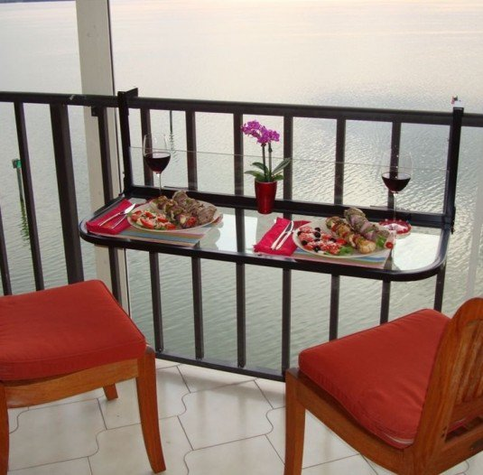 10 space saving dinning table ideas (2)