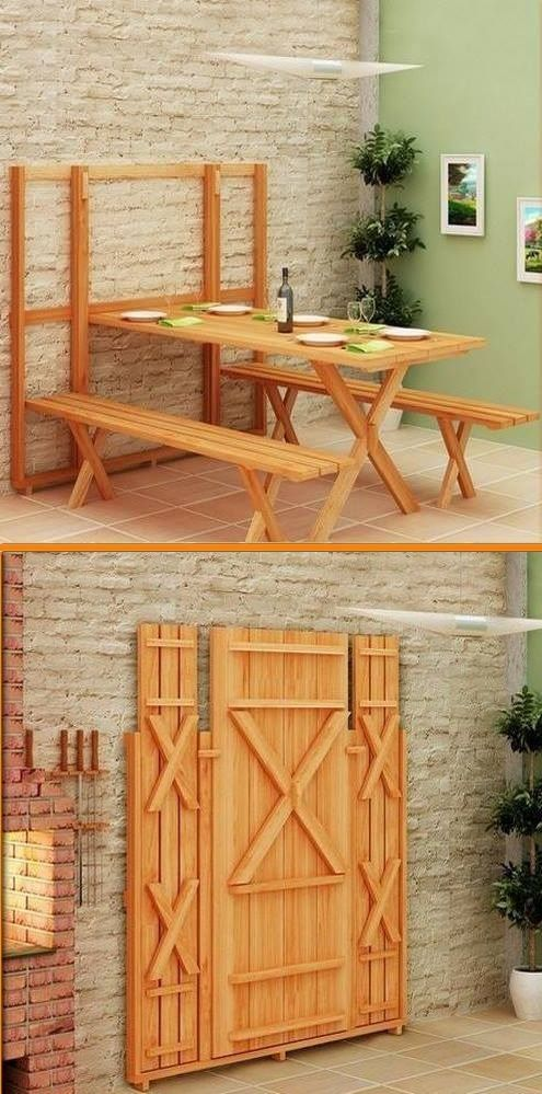 10 space saving dinning table ideas (3)