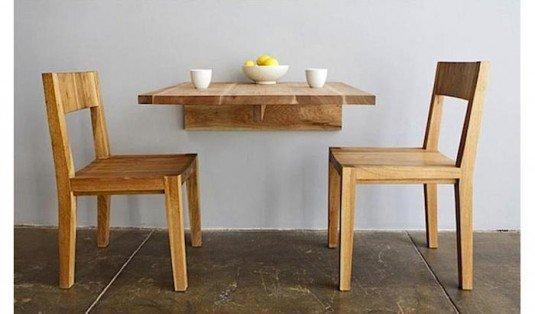 10 space saving dinning table ideas (8)
