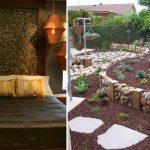 """12 ไอเดีย DIY """"แต่งบ้านด้วยหิน"""" ประยุกต์ได้หลากหลาย ทำได้ด้วยตัวเอง"""
