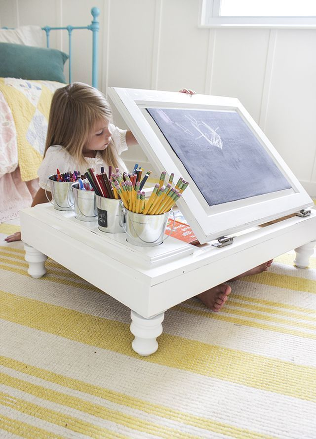 15 SMART SPACE SAVING DESK ideas (13)