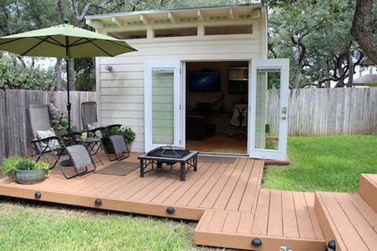 16 DREAMY BACKYARD SHED ideas (1)