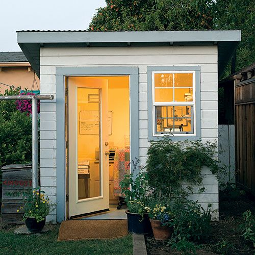 16 DREAMY BACKYARD SHED ideas (10)