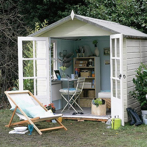 16 DREAMY BACKYARD SHED ideas (12)