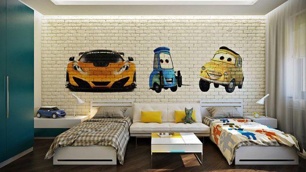 16-bedroom-designs-with-brick-walls (13)