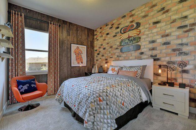 16-bedroom-designs-with-brick-walls (2)