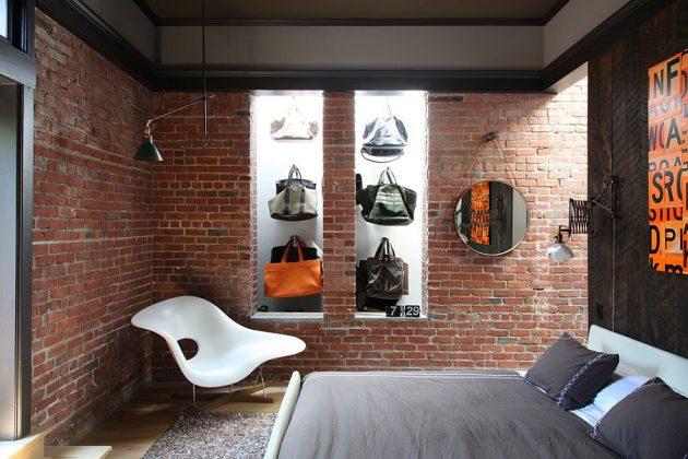 16-bedroom-designs-with-brick-walls (4)