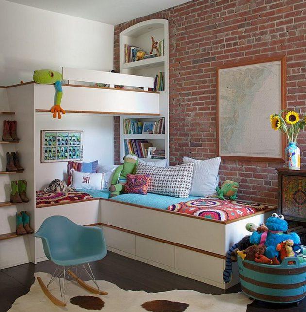 16-bedroom-designs-with-brick-walls (9)