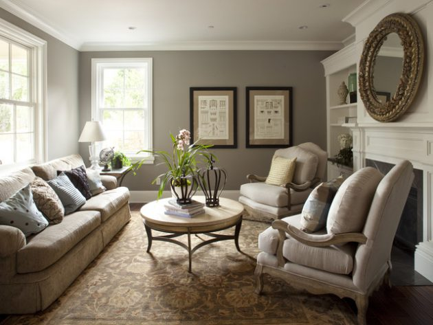 17-attractive-ideas-for-decorating-traditional-family-room (12)