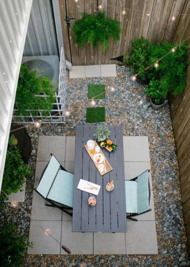 18 modern courtyard ideas (1)