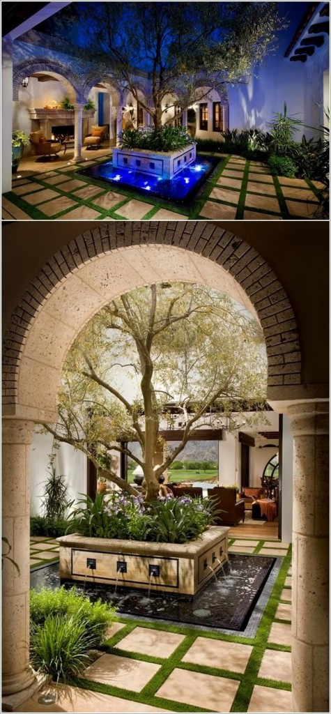 18 modern courtyard ideas (10)
