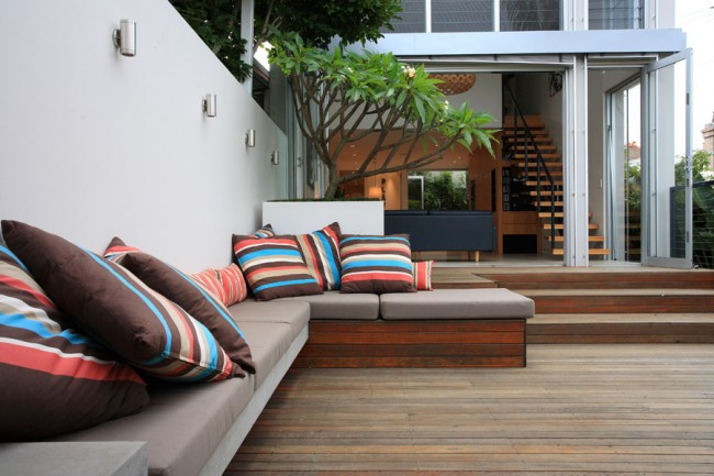 18 modern courtyard ideas (12)